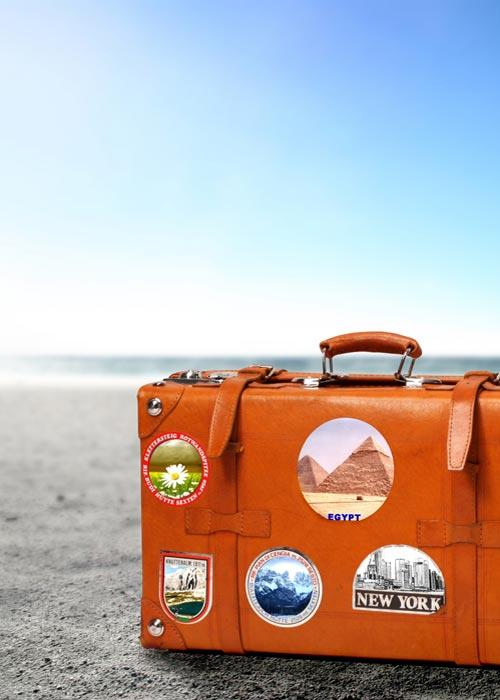9a7a193adb3f В пору отпусков едва ли не самым насущным вопросом становится: «Куда мы это  все будем складывать?!» На выбор – дорожные сумки, сумки-тележки, ...